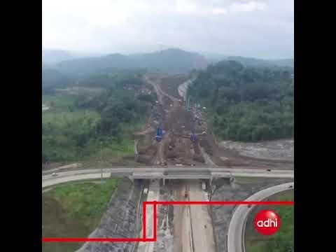 Pembangunan Ruas Bawen-Polosiri di Tol Semarang-Solo