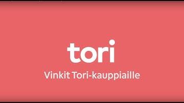 Tori-Kauppiaan opasvideo