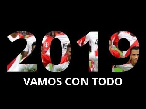 Seleccion Peruana 2019 - Vamos con todo (Video Motivador)