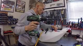 Tank-kit AC Sno Pro 600 SX