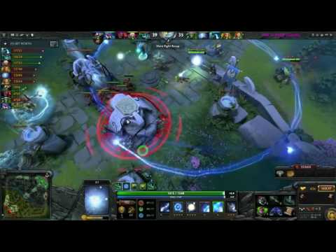You Need a Support ? How to IO Support Miracle Style 8750 MMR Ranked Match Dota 2