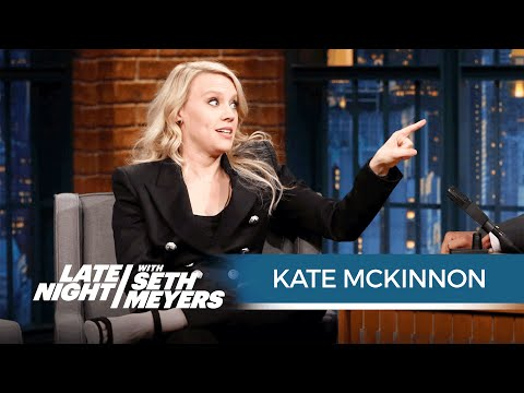 Kate McKinnon's DIY Disaster