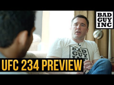 UFC 234 Preview with Gilbert Melendez (full episode)