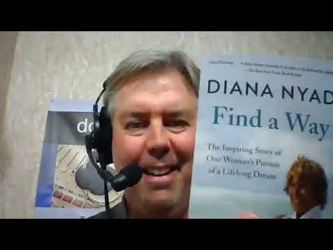 Sports Talk Guest Diana Nyad Author Find A Way Youtube
