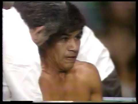 Boxing - 1982 - 15 Rnd WBC Jr Lightweight Title Fight - Chun Il Choi Vs Rafael Bazooka Limon