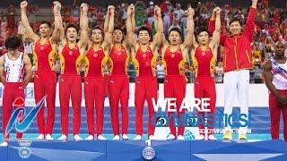 HIGHLIGHTS - 2014 Artistic Worlds, Nanning (CHN) - Men
