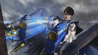 Bayonetta 2 Prologue (First Boss Battle) 1080p HD