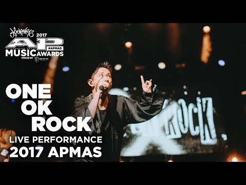 APMAs 2017 Performance: ONE OK ROCK with special guest JOHN FELDMANN!