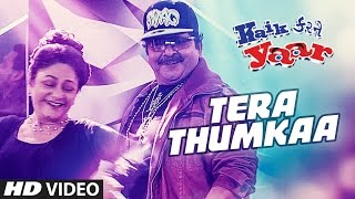 Download Hindi Video Songs - Tera Thumkaa | Lavan Gone, Dhananjay Azaad, 911 Rap Crew, Kajal Sisodia | T-Series