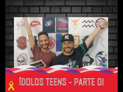 Ídolos Teens -  01