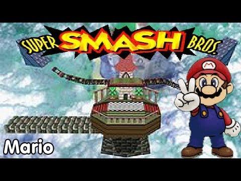 Super Smash Brothers - #1. Smash Hype Bros. (Mario)