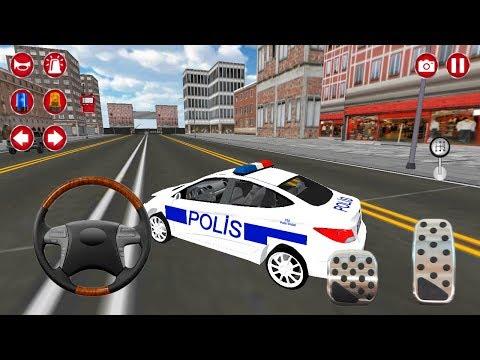 पुलिस कार गेम 2019|डाउनलोड पुलिस वाला गेम 2019|Real Police Car Driving Simulator 3D thumbnail