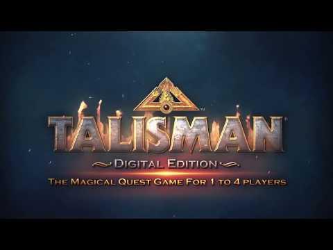 Talisman: Digital Edition - Launch Trailer