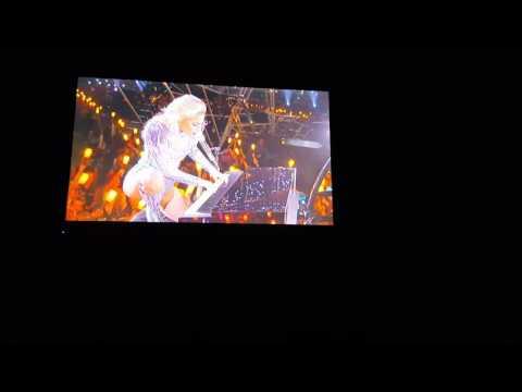 Lady Gaga un Super Bowl Xl
