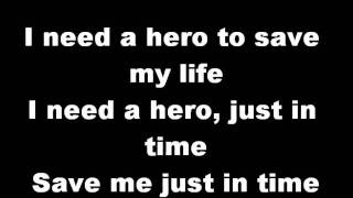 Skillet-Hero (W/ Lyrics and Download Link) (HQ)