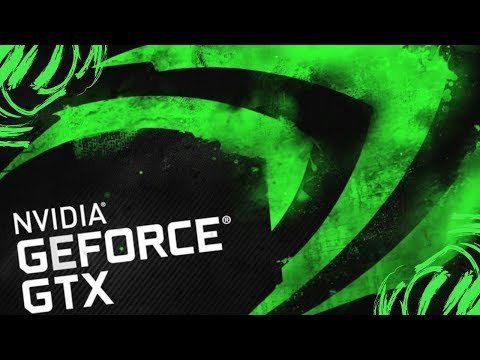 NVIDIA Logo Green Wallpaper