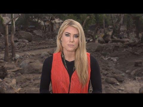 Four still missing in wake of California mudslides