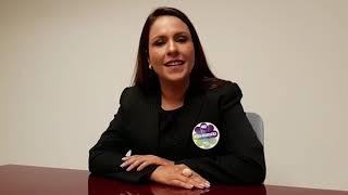 Renata Amaral - Candidata à presidência da OAB/DF