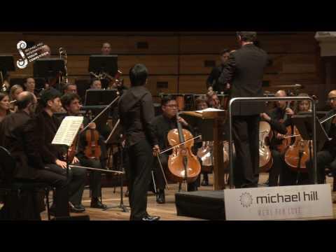 MHIVC 2017 Final Round Competitor #16 L Hsu | Sibelius: Concerto in D minor