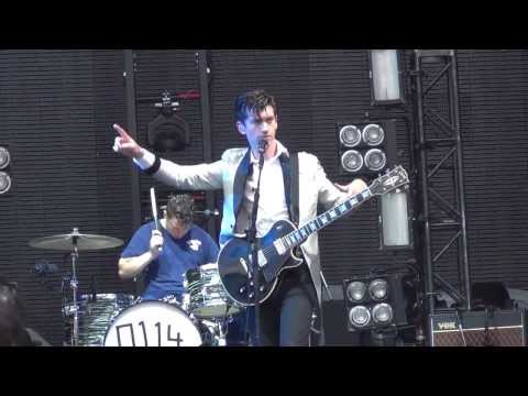 ARCTIC MONKEYS  TEDDY PICKER & CRYING LIGHTNING  MUSIC MIDTOWN 2013