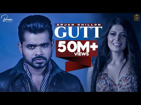 GUTT (Official Video) | Arjan Dhillon | Mxrci | B2gether Pros | Latest Punjabi Songs 2021 - Brown Studios