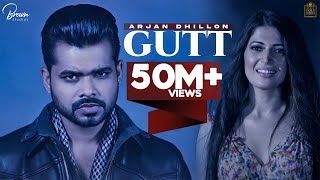 GUTT (Official Video) | Arjan Dhillon | Mxrci | B2gether Pros | Latest Punjabi Songs 2021