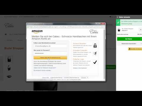 Mit Amazon Payment Bezahlen