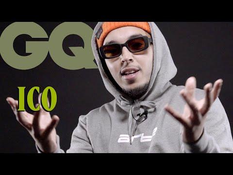Youtube: Les punchlines d'ICO (Booba, PNL, Jul…)   GQ