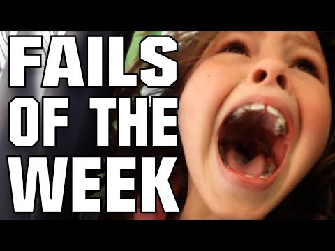 Amusement Park Fails | Fails of the Week - November Week 4 - 2017