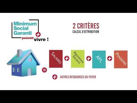 Grande Synthe :  La Ville crée le premier Minimum social garanti 855€ par mois à chaque habitant