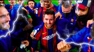 💥 ALL PITCH CELEBRATIONS AT CAMP NOU (BARÇA 3-0 SEVILLA)💥