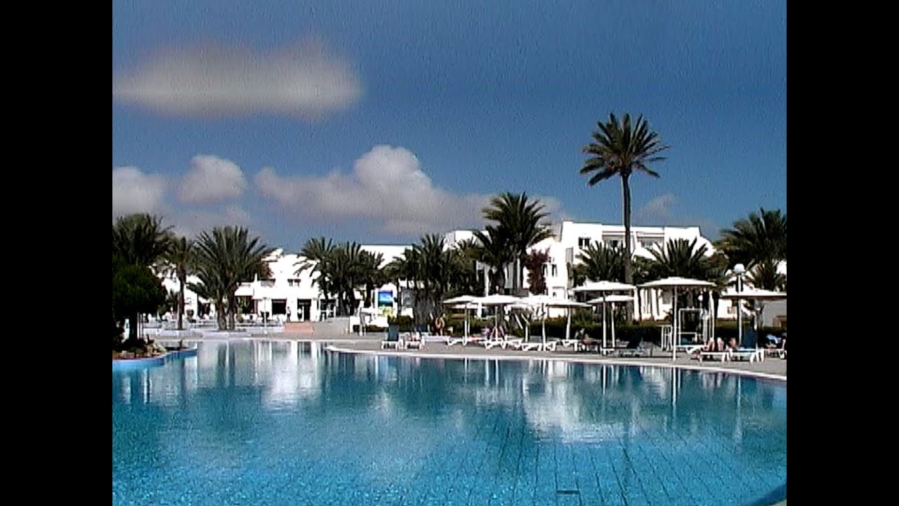 Djerba hotel el mouradi djerba menzel aghir youtube for Hotels djerba