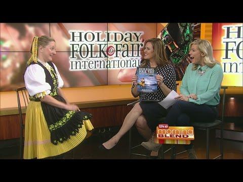 The 2016 Holiday Folk Fair International