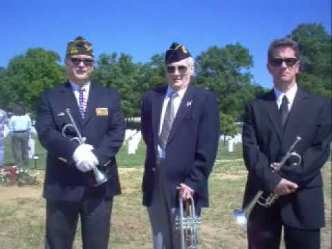 Echo Taps Ceremony at Arlington National Cemetery
