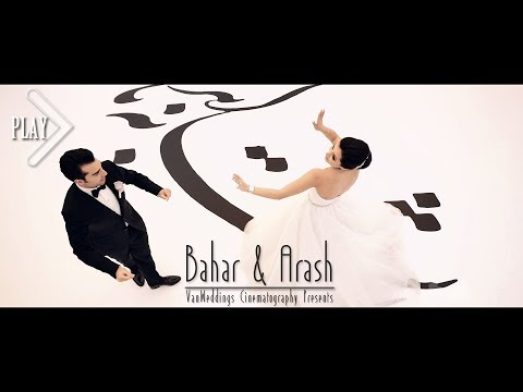 Best Luxury Persian Wedding - Bahar & Arash
