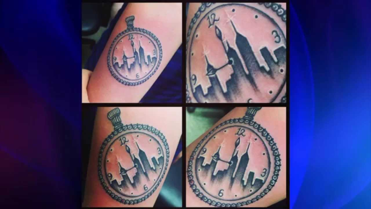 Top Coolest New York City inspired tattoos on Instagram - YouTube JC03