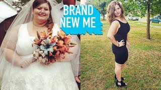 'Emotional Eater' Lost 312lbs To Save Her Life | BRAND NEW ME
