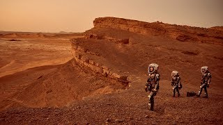 What you need to know about MARS and the SECRET SPACE PROGRAM