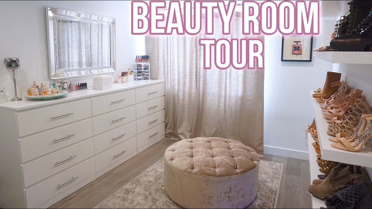 MY MAKEUP COLLECTION & STORAGE | Amanda Ensing