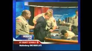 Nick Beres Arrest Newschannel