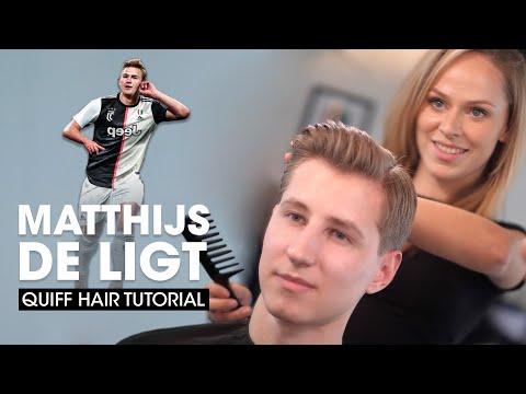 matthijs-de-ligt-hairstyle---quiff-haircut-for-men