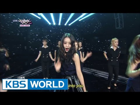 SECRET (시크릿) - I'm In Love [Music Bank HOT Stage / 2014.09.12]