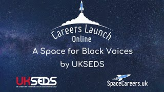 Careers Launch Online - A Space for Black Voices