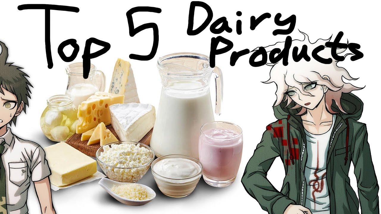 Nagito Reviews: Top 5 Dairy Products