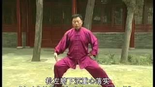 3.  Lan Zha Yi (Soutenir le pan du Vêtement)