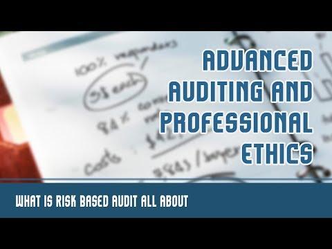 Special Audits | Risk Based Audit | Audit Risk Assessment | Energy Audit | Overview | Part 1