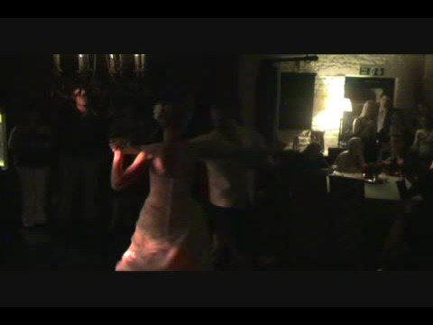 Melissa & Dan's First Dance to Kings of Leon 'On Call'
