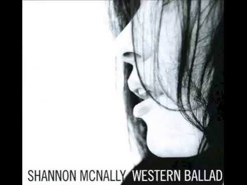 Memory of A Ghost by Shannon McNally - Western Ballad (2011)