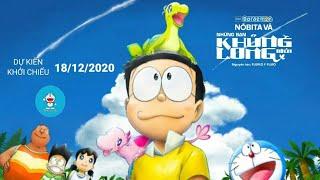 Hoạt Hình Chiếu Rạp Doremon 《Nobita Và Những Bạn Khủng Long Mới