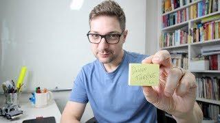Comentários em 'Design Thinking is Bullshit'